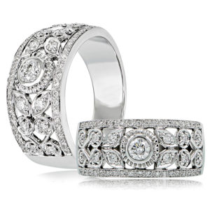 Diamond Dress Ring