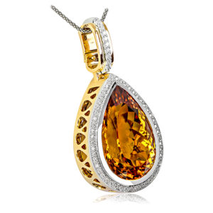 Golden Citrine Enhancer