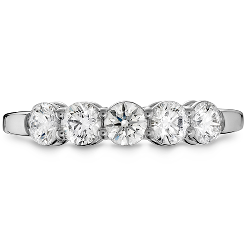 Multiplicity Love Five-Stone Ring