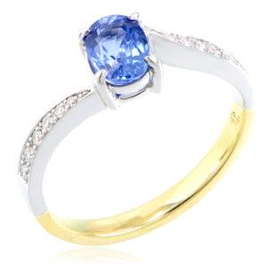 Ceylonese Sapphire Ring
