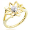 Wildflower Diamond Ring